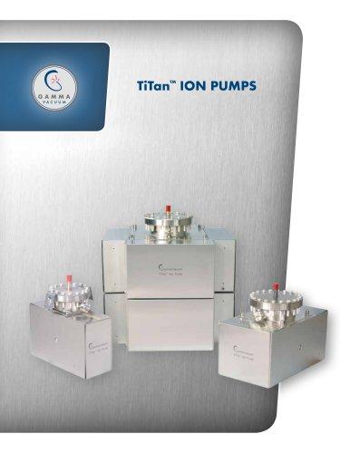 TiTan Ion Pumps