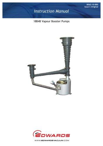 Vapour Booster Pumps