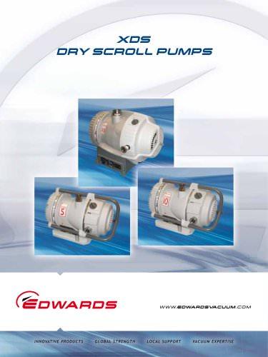 XDS Dry Scroll Pump