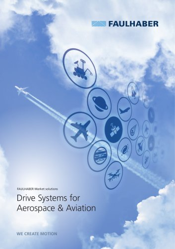 Drive Systems for Aerospace & Aviation