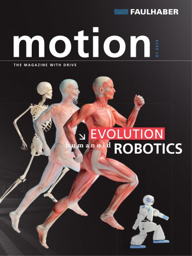 EVOLUTION humanoids ROBOTICS