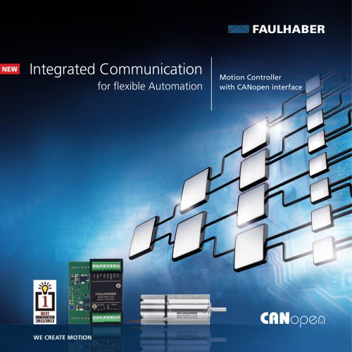 Integrated Communication for flexible Automation