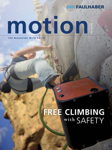 motion the magazine with drive