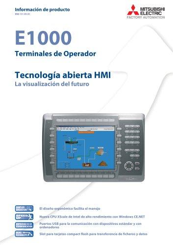 HMI E1000