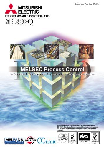 MELSEC Process Control Catalog