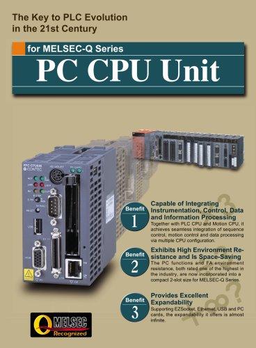 MELSEC Q Series PC CPU Module (Created by CONTEC)