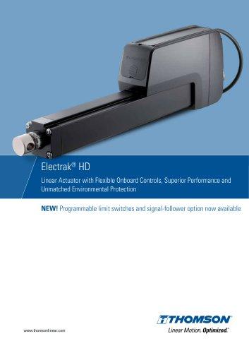 Electrak HD Heavy Duty Linear Actuator