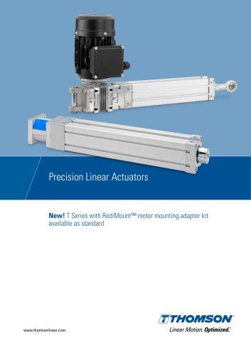 Precision Linear Actuators