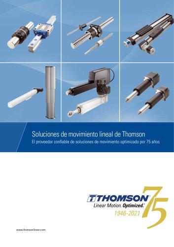 Soluciones de movimiento mecánico