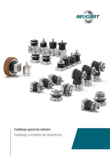 Catálogo reductor de precisión