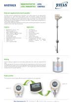 NIVOTRACK Magnetostrictive Level Transmitter Riels® Instruments