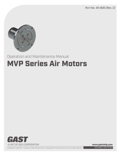 MVP Series Air Motors