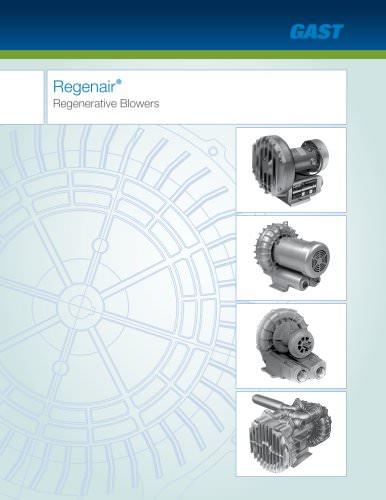 Regenair® Regenerative Blowers