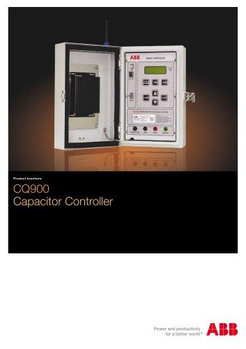 Capacitor Bank Controller CQ900