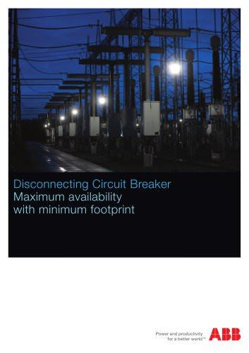 Disconnecting circuit breakers
