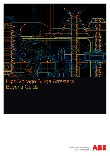 High Voltage Surge Arresters