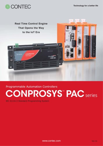 CONPROSYS PAC series