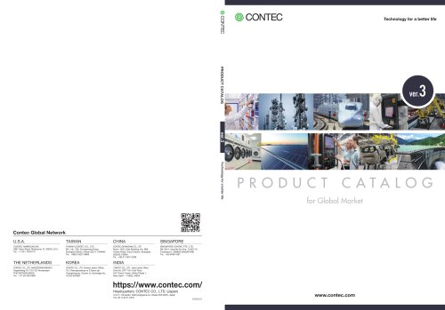 General Product Catalog Ver.3.0