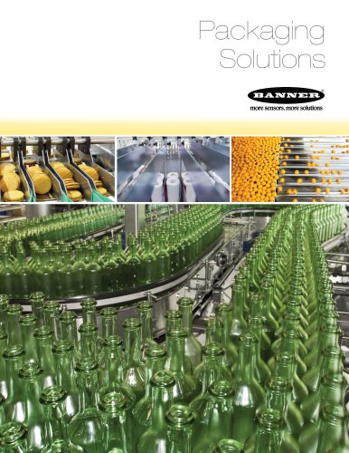Packaging Solutions Catalog