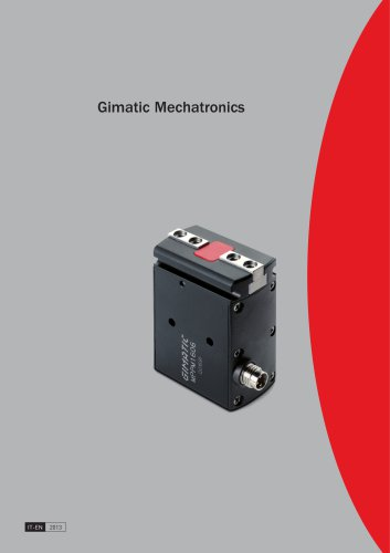 Mechatronics Catalogue