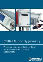 Chilled Mirror Range Brochure