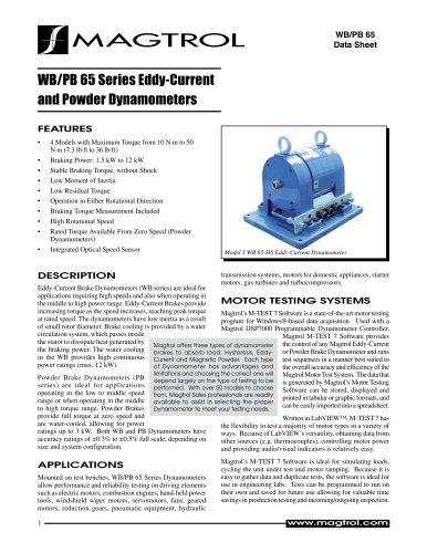 WB/PB 65