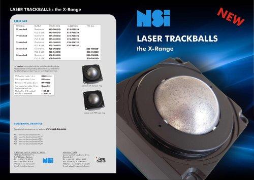 lasertrackballs