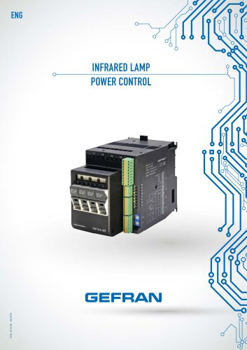 INFRARED LAMP POWER CONTROL