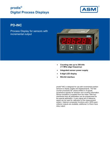 PD-INC