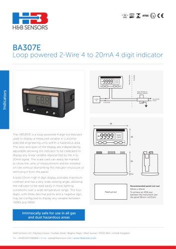 Indicators BA307E