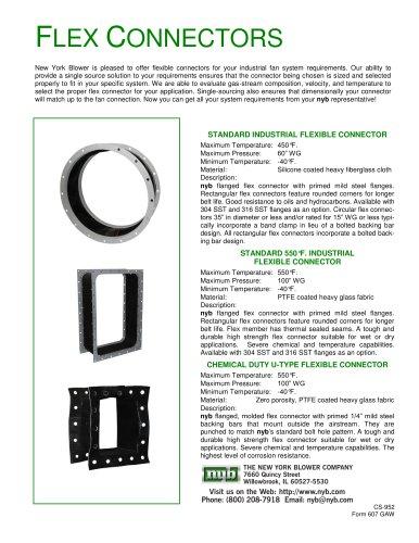 Flex Connectors