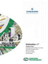 Unimotor hd Product Data