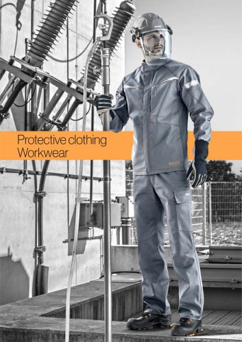 Protective clothing Workwear