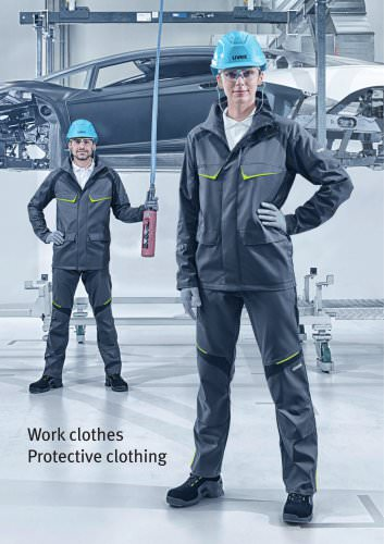 Work clothes / Protective clothing