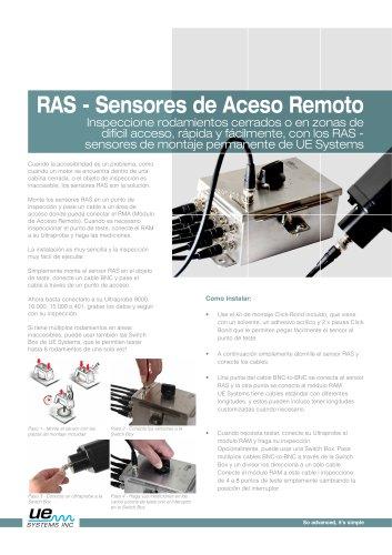 RAS - Sensores de Aceso Remoto
