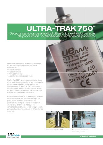 Ultra-Trak 750