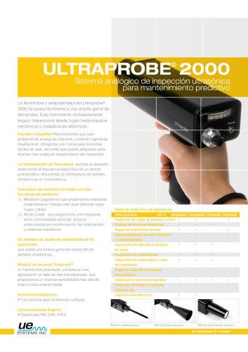 ULTRAPROBE 2000ATEX