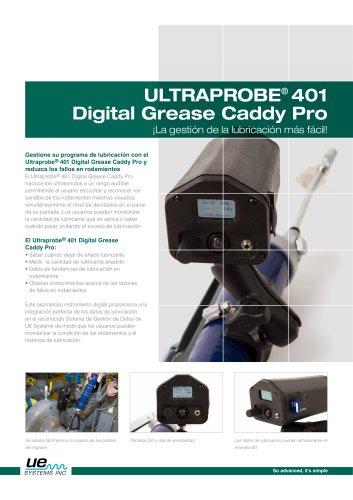 Ultraprobe 401 Digital Grease Caddy Pro