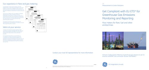 Greenhouse Gas Emissions Monitoring and Reporting