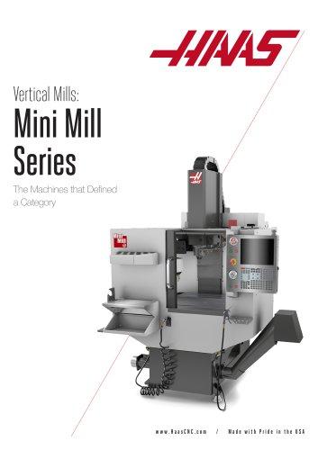 Haas Mini Mills