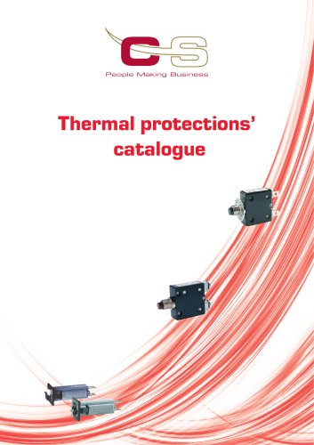 THERMAL PROTECTIONS