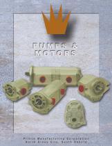 Pumps and motors catalog