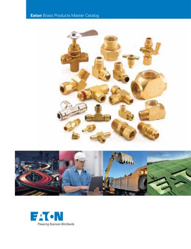 Eaton Brass Products Master Catalog