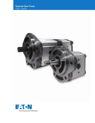 External Gear Pump – GD5 Series