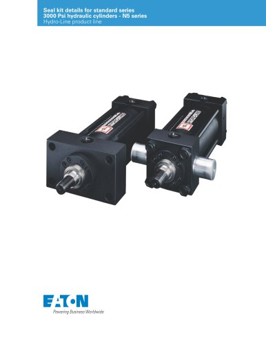 Hydro-Line N5 Series Cylinder Seal Kit