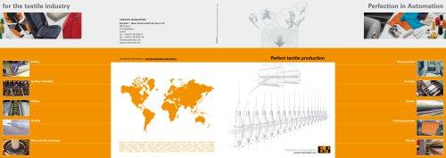 Perfect textile production