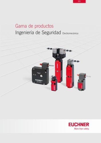 Gama de productos Ingeniería de Seguridad Electromecánica