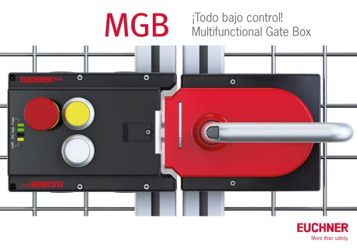 Multifunctional Gate Box MGB