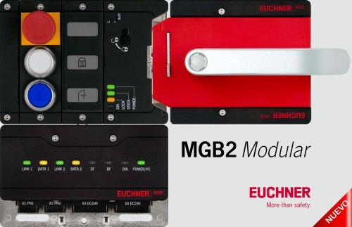 Multifunctional Gate Box MGB2 Modular
