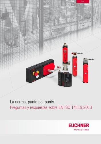 La norma EN ISO 14119:2013